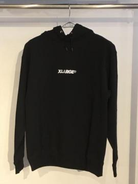 XLARGE EMBROIDERY STANDARD LOGO PULLOVER HOODED SW
