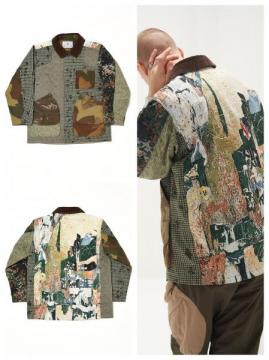 EASE EXCLUSIVE HUNTING JACKET by Jose Parla