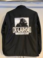 XLARGE EMBROIDERY OG COACHES JACKET