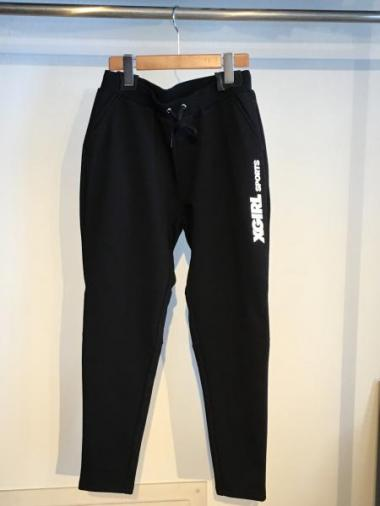X-girl Sports TAPERED SWEAT PANTS