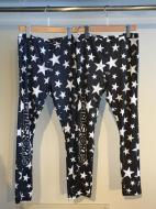 X-girl Sports LEGGINGS STAR & LOGO