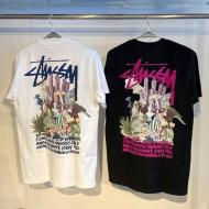STUSSY PSYCHEDELIC TEE