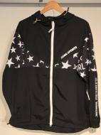 X-girl PERFORMANCE JACKET STAR & LOGO