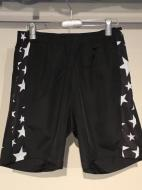 X-girl PERFORMANCE SHORTS STAR & LOGO