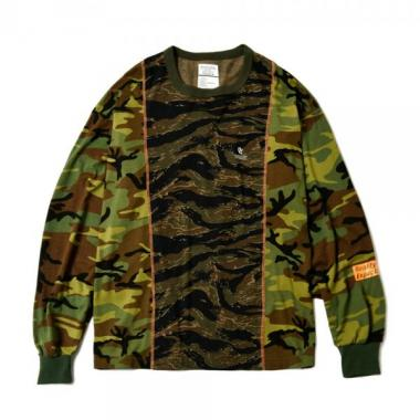 MAGIC STICK CHOPPED CAMO Tee(2色)