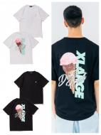 XLARGE S/S TEE ICECREAM OG