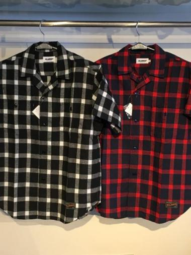 XLARGE S/S CHECK SHIRT