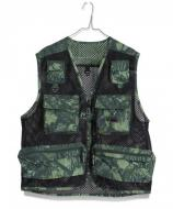 FIRST DOWN PATTERNED FISHING VEST