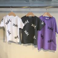 X-girl Stages LOGO S/S TEE