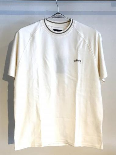 STUSSY Reverse French Terry S/SL Crew