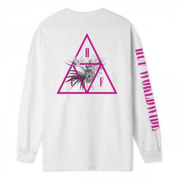 HUF JUNGLE TT L/S TEE