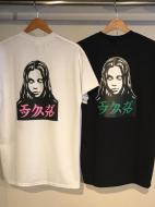 X-GIRL X LONELY FACE MENS S/S TEE