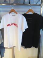 MILKFED.S/S BASIC TEE HOLLYWOOD