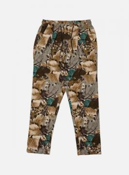 BAL CAMOUFLAGE ELASTIC WAIST TROUSER