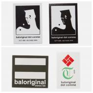BAL STICKER PACK