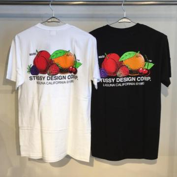STUSSY FRESH FRUIT TEE