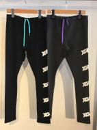 X-girl Sports LEGGINGS OBLIQUE LOGO