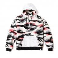 MAGIC STICK WARM BOA JQD PILE HOODIE