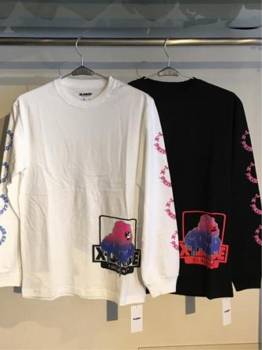 XLARGE L/S TEE FREEZE