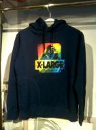 XLARGE ACTIVE OG PULLOVER HOODED SWEAT