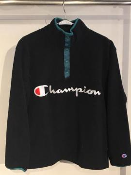 XLARGE×champion POLARTEC WIND PRO FLEECE JACKET
