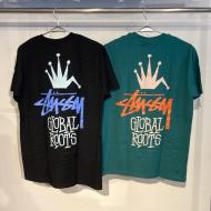 STUSSY GLOBAL ROOTS TEE