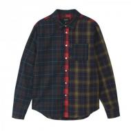 HUF SWIRE L/S WOVEN SHIRT